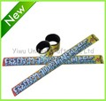 Most Popular Logo Printed Snap Bracelet