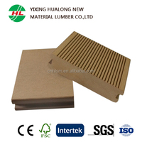 Eco-friendly WPC Decking with High Quality and Certification