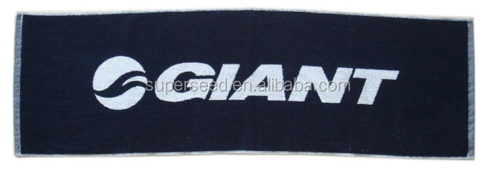 China Factory 100 Cotton Sport Towel