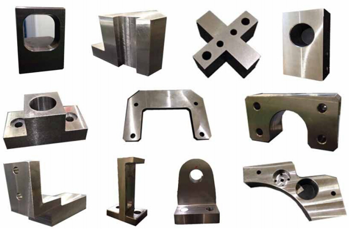 OEM Service High Precision Parts CNC Machining Part Aluminum CNC Machining Parts Via CNC Machining