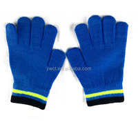 Good Quality Kids Winter Soft Stretch Thin Magic Gloves