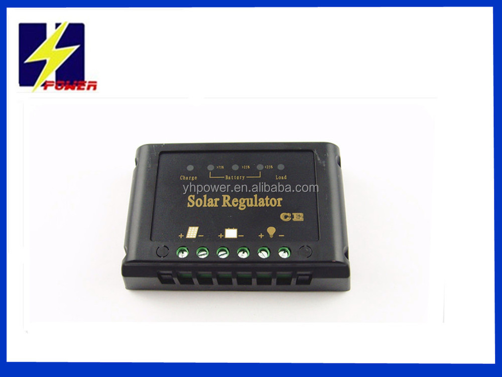 48v 10a PWM Factory export one year keep solar charge controller