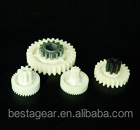 Besta OEM Customized Paper Shredder Plastic Gear with Metal Gear