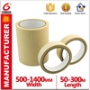 High Quality Crepe Paper Self Adhesive Masking Tape For Car Painting