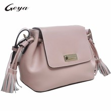 2016 New Style First layer exquisite Handbag Competitive Price Crossbody Women bag for sale