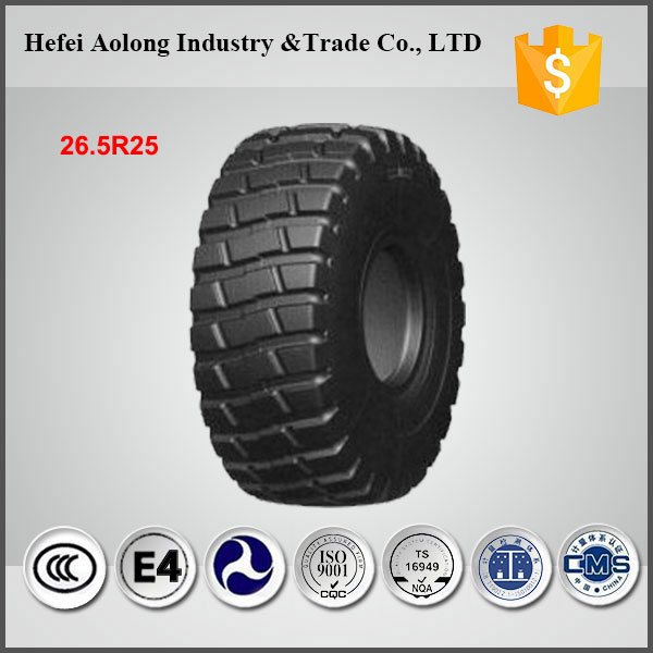 China economic snow tyre loader tires 23.5-25 20.5-25