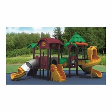 HLB-7066B Kids Plastic Slide Children Outdoor Playground