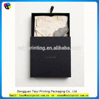 Customized printed sbb fashionable and beautiful paper gift box