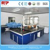 epoxy resin lab bench top, lab wall benchphysics lab worktable,island bench /central bench