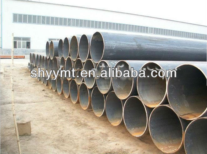 YuYing spiral seam double submerged arc welded steel pipe