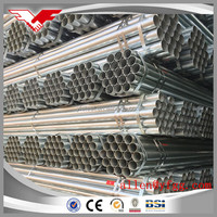 ASTM A53 300g/m2 Zinc coated GI Steel Pipe Price