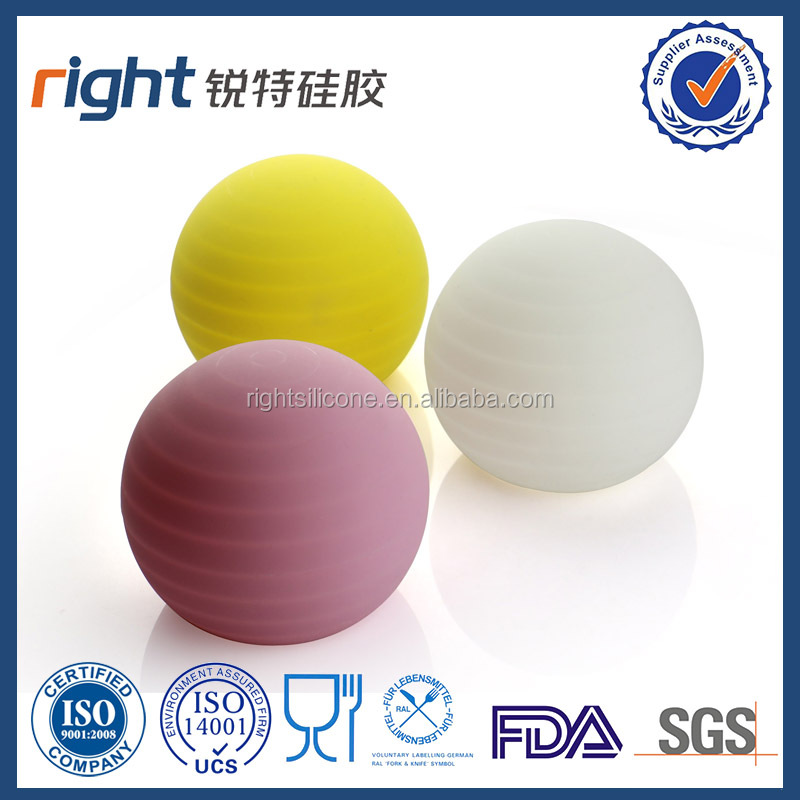 Factory Existing Round Shape Silicone Foldable Lampshade Dust Cover