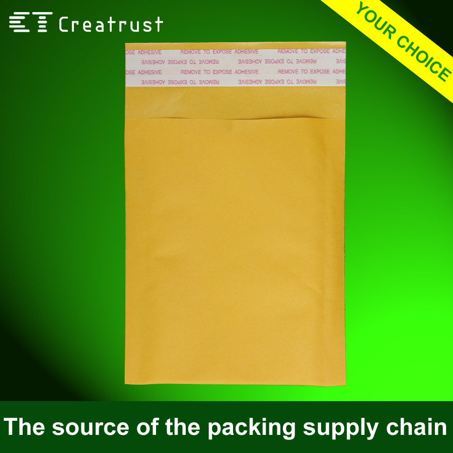 Envelope Packaging Manufacturers Supply High Quality Shockproof Packaging Kraft Bubble Envelopes