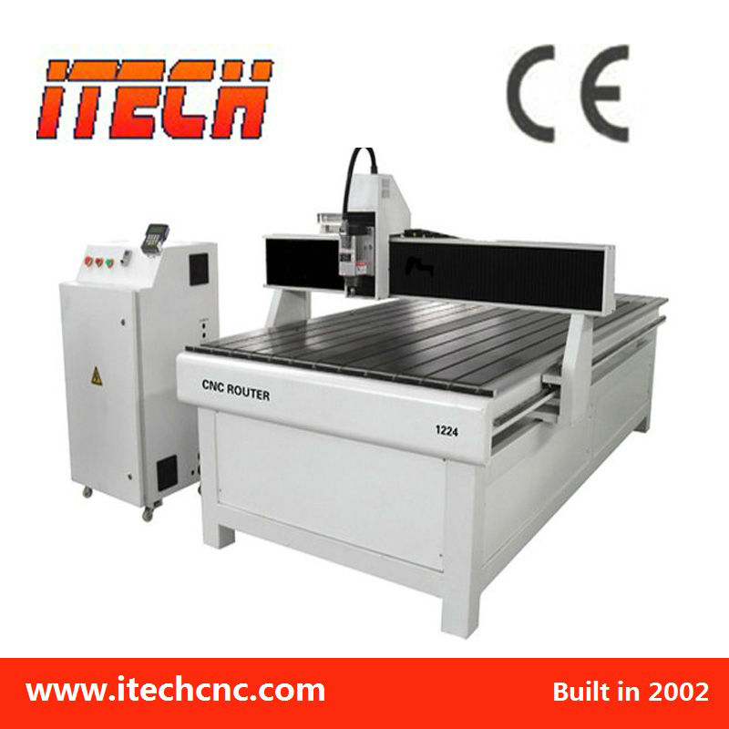 China Outstanding and Professional cnc router machine for advertising ITG1224