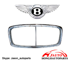 Bentley Front Grille, Bentley GT/GTC/Flying Spur 2008 Grill