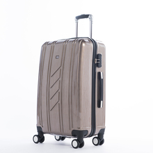 ABS+PC Travel Luggage Sets luggage bags cases with retractable wheels
