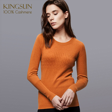Latest design Fashion Ladies 100% Cashmere Sweater Winter Clothing Women Pullover