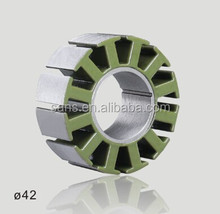 Wholesale motor stator and rotors laminated silicon steel