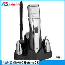AE71 2in1 hair clipper nose trimmer mens grooming kit switch blade nose trimmer