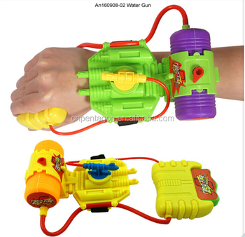 Novelly spray shooter water gun funnty toy
