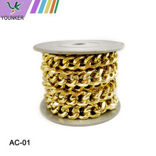 Wholesale Iron Gold Filled Jewelry Chain