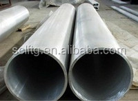 Hot Sold and Factory Price aisi 201 304 stainless steel welded pipe/tube for handrail