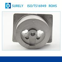 New Popular Excellent Dimension Stability Surely OEM Zinc Lead Aluminum Ingot Sow Mold Manufacturer