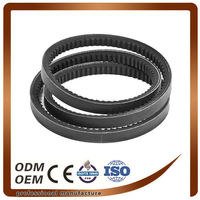 best sell high quality dayco/gates/goodyear/sewing machine v belt