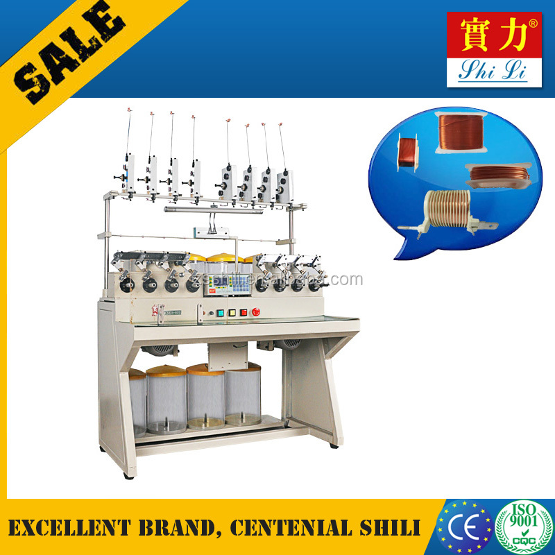 MCSH26-80 used exhaust fans coil winding machine for sale