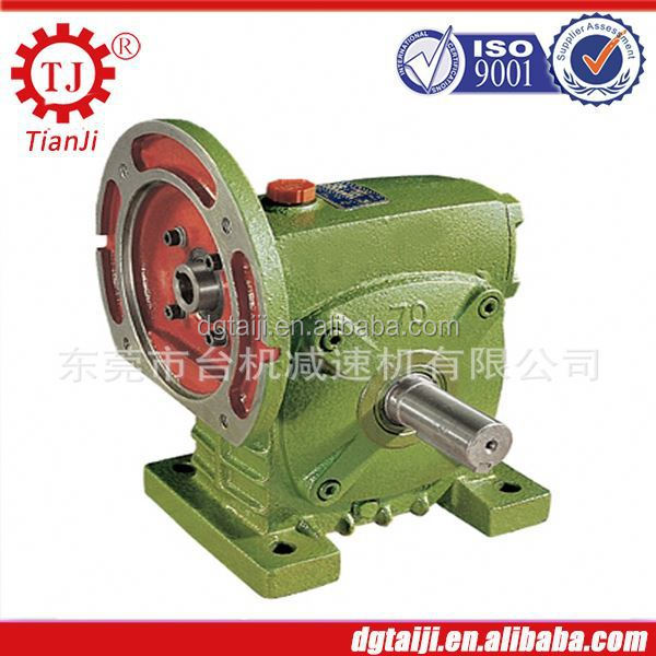 Cast iron steel threaded reducer dimensions,gear speed reducer
