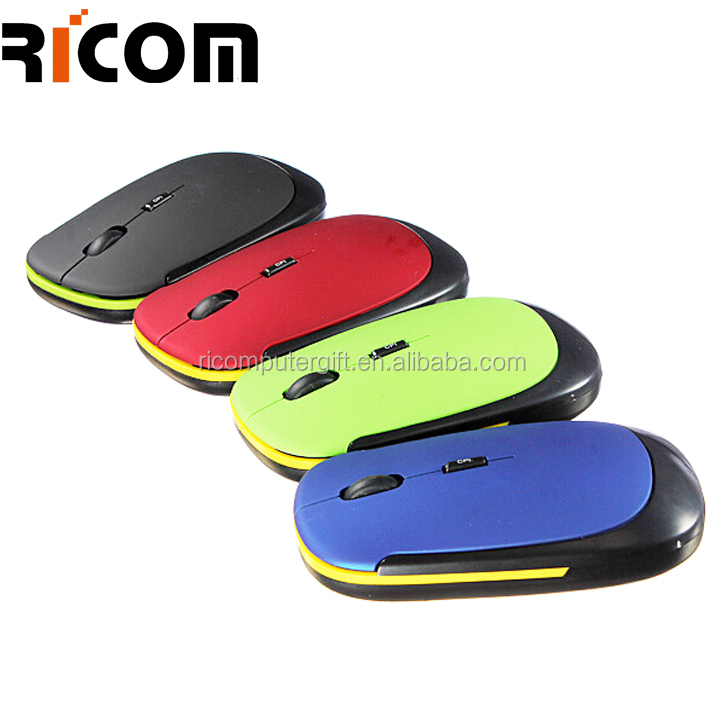 mini wireless computer mouse,mini wireless usb mouse,mini cordless usb mouse--MW6012--Shenzhen Ricom