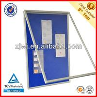 China supplier Scool Lockable glass key safety case Cabinet