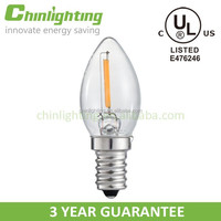 Hot selling products high quality c7 bright led refrigerator led bulb home lighting