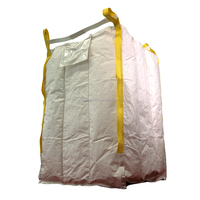 waterproof pp big bag 1ton jumbo bag for starch forage