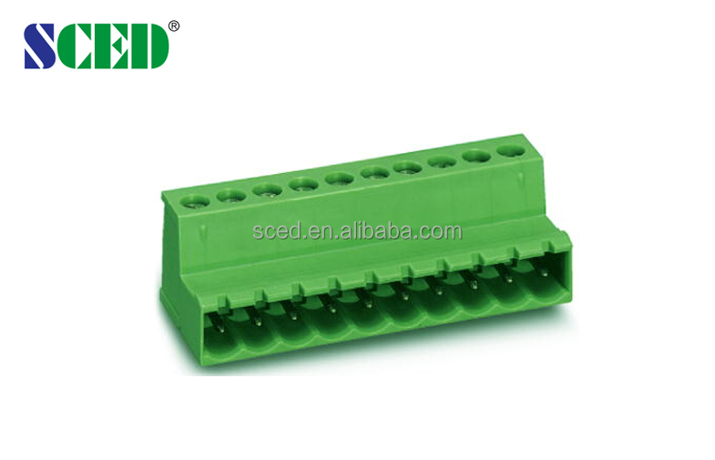 terminal block used for security communication Pluggable Terminal Blocks Plug-in Terminal Blocks