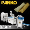 Anko Small Scale Frozen Close Sealed Ends Spring Rolls Maker Machine