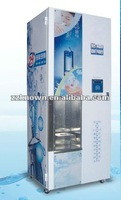 200 to 3000GPD water dispenser with filters purifying system with payment system of coin and note and card operated for water
