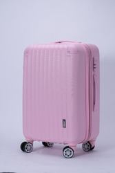 ABS trolley luggage for travel