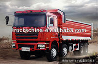 Shacman Tipper truck with Cummins/Weichai engine 340hp/380hp/420hp