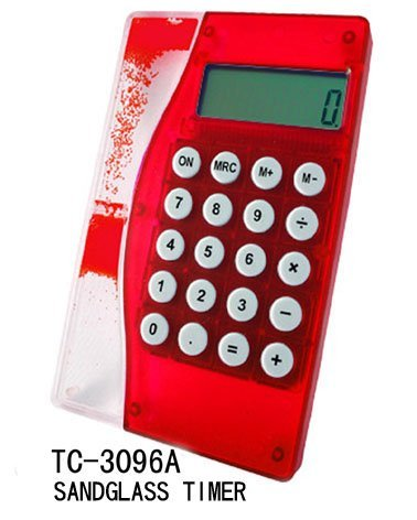 Liquid Calculator TC-3096A