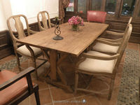 Living Room Furniture Vintage Dining table