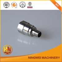 precision oem stainless steel cnc machining parts ( fluid control, hydraulic sealing, railway transport)