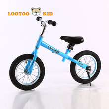 Alibaba trade assurance hot sale 12 inch steel kiddie first bike for training balance