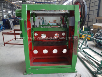 Expanded steel plate metal mesh machine high production