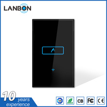 Lanbon New WiFi Switch For Water Heater Smart Wall Touch Switch Controlled By Mobile Phone