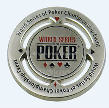 world series of poker card guard cut out card guard