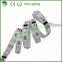 12V Addressable ws2801 dream color light rgb led strip smd 5050 waterproof