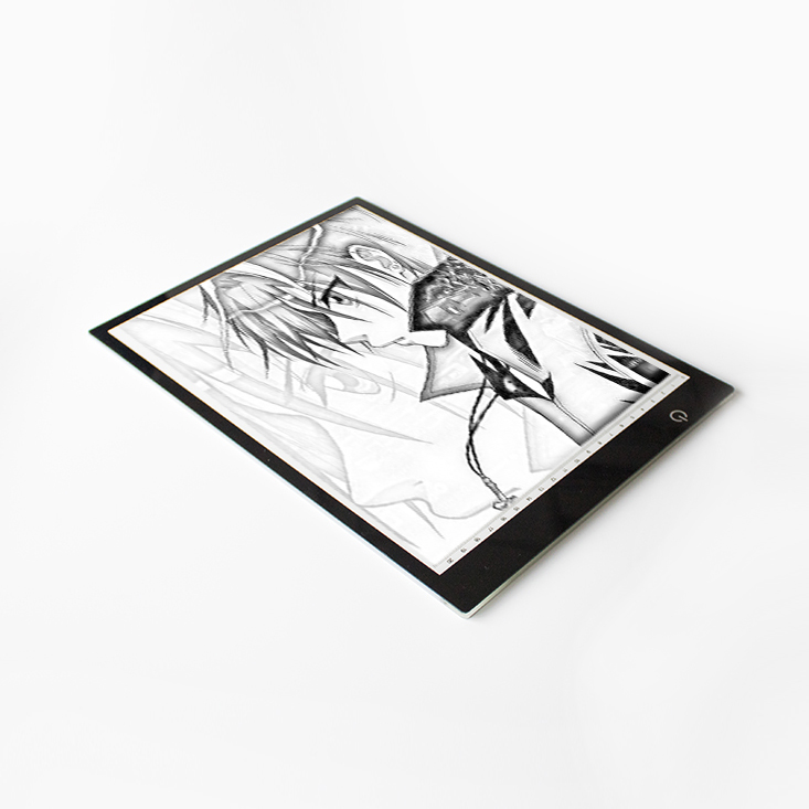High quality drawing tattoo tracing LED lighting up tracing pad for shcool/tattoo shops/hospital