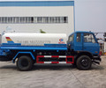 Chinese sprinklers manufacturer 10000L water tank truck