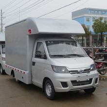 CLW factory direct Karry 4*2 mobile food truck for sale